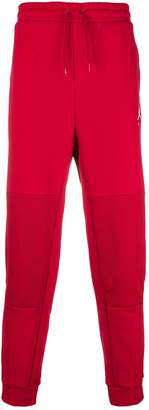 Nike loose track trousers
