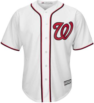Majestic Men's Washington Nationals Cool Base Replica MLB Jersey