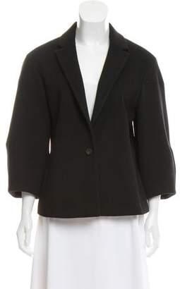 Calvin Klein Collection Wool Short Coat