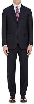 Brioni Men's Colosseo Wool Two-Button Suit - Navy