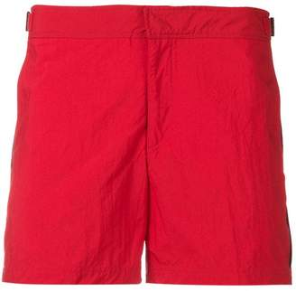 ab9eb43fdc Ron Dorff piping urban swim shorts