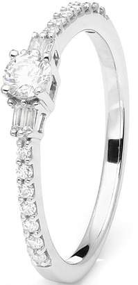 3.1 Phillip Lim The Astral Diamond 9CT WHITE GOLD POINT DIAMOND RING