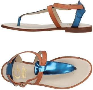 Gallucci Toe strap sandals - Item 11377853VR