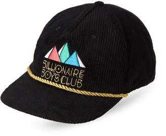 Billionaire Boys Club Pyramids Corduroy Snapback