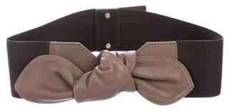 Max Mara Knotted Waist Belt