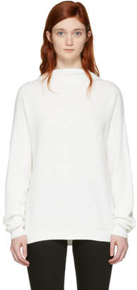 Won Hundred White Catharine Turtleneck
