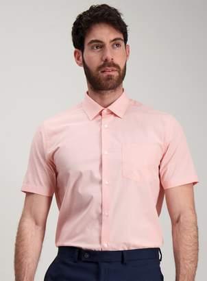 Tu Coral & Aqua Tailored Fit Shirts 2 Pack