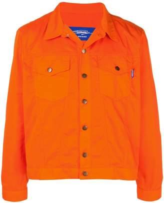 Anton Belinskiy classic denim jacket