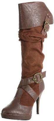 Funtasma by Pleaser Women's Carribean Knee-High Boot