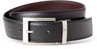 Calvin Klein Dual Texture Reversible Leather Belt