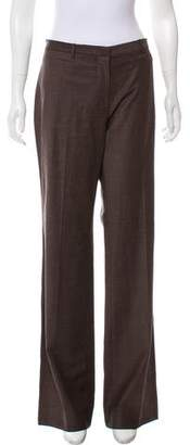 Halston Mid-Rise Flared Pants w/ Tags