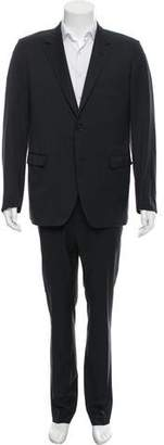 Lanvin Wool Two-Button Two-Piece Suit
