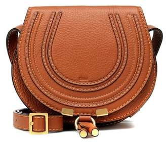 Chloé Marcie Small leather shoulder bag