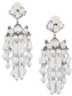 Dannijo Lionel Chandelier Earrings