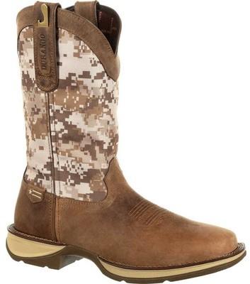 Durango Boot DDB0166 Rebel Desert Camo Western Cowboy Boot (Men's)