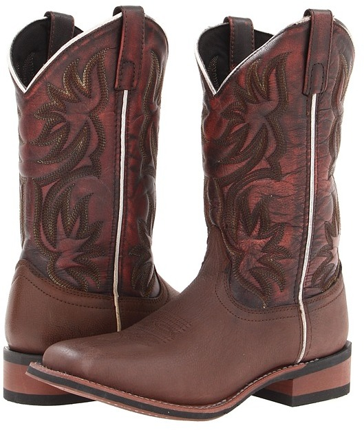 Laredo Gorge (Dark Brown/Sand Red) - Footwear