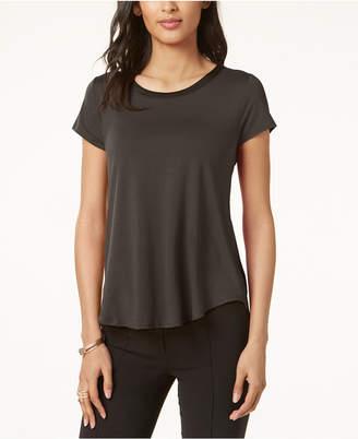 Alfani High-Low T-Shirt, Created for Macy's