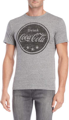 Chaser Grey Coca Cola Tee
