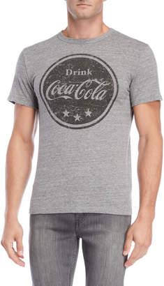 Chaser Grey Coca Cola Tee