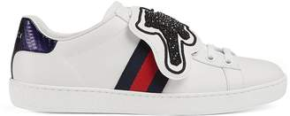 Ace sneaker with removable patches $1,100 thestylecure.com