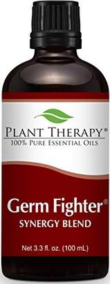 Plant Therapy Germ Fighter Synergy Essential Oil 100 mL (3.3 oz) 100% Pure