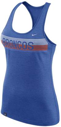 Nike Women's Boise State Broncos Dri-FIT Touch Tank Top