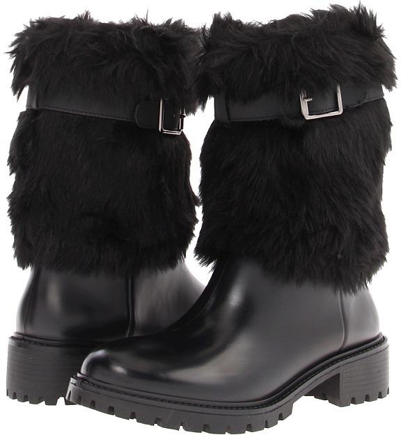 DKNY - Calgary (Black) - Footwear