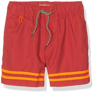 Scotch & Soda Scotch Shrunk Boy's Special Edition Swimshorts with Magic Print Swim Shorts