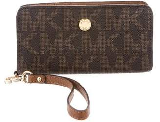 MICHAEL Michael Kors Monogram iPhone Case