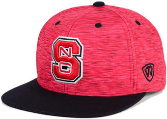 Top of the World North Carolina State Wolfpack Energy 2-Tone Snapback Cap