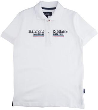 Harmont & Blaine Polo shirts - Item 12298339TJ