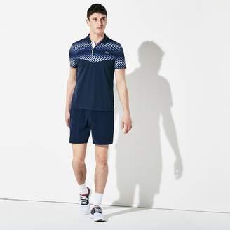 Lacoste Men's SPORT Tennis Stretch Shorts