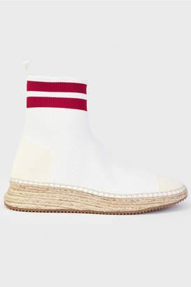 Alexander Wang Dylan High Cut Sneakers