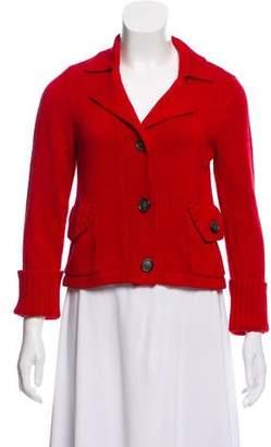 Diane von Furstenberg Panarea Wool-Blend Cardigan