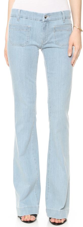 Seafarer Penelope Flare Jeans