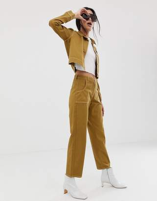 Northmore Denim organic cotton utility pants