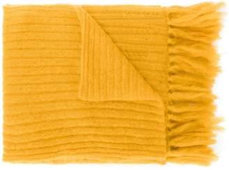Piombo Mp Massimo fringed scarf