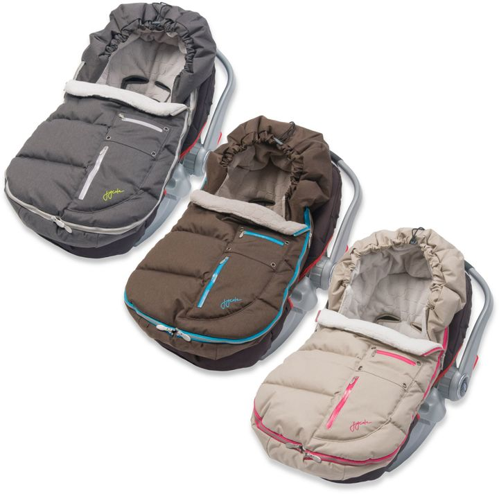 JJ Cole Infant BundleMe® Arctic in Cocoa/Lagoon