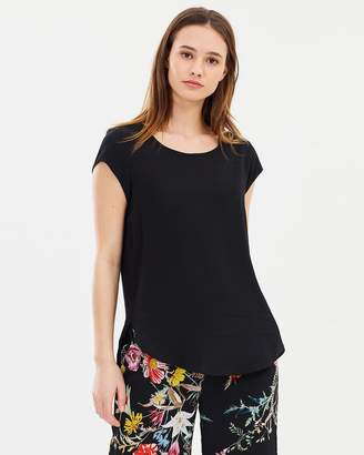 Only Vic SS Solid Top