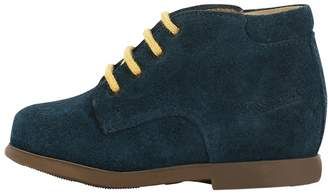 Pom D'Api Nioupi Velours Derby Boot