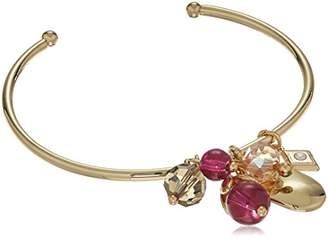 Vera Bradley Petals Cluster Cuff Bracelet