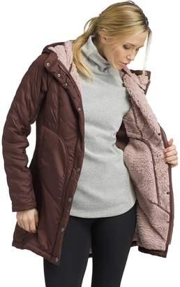 Prana Diva Long Hooded Jacket - Women's