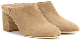Tod's Suede mules