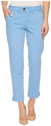 Jag Jeans Creston Ankle Crop in Bay Twill Women's Casual Pants