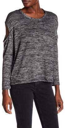 Rag & Bone Slash Long Sleeve Pullover