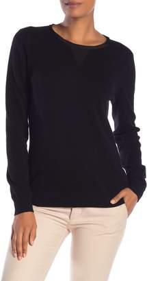 Tommy Bahama Serena Silk Trim Wool & Cashmere Blend Sweater