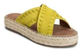 Aerosoles Cross-Strap Espadrille Sandals