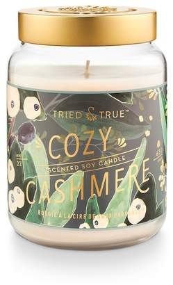 Illume Cozy Cashmere 22.2oz Jar Candle