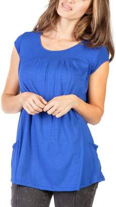 Savi Mom 'The Babydoll' Maternity Nursing Top