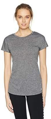 Starter Women's Short Sleeve Drapey TRAINING-TECH T-Shirt
